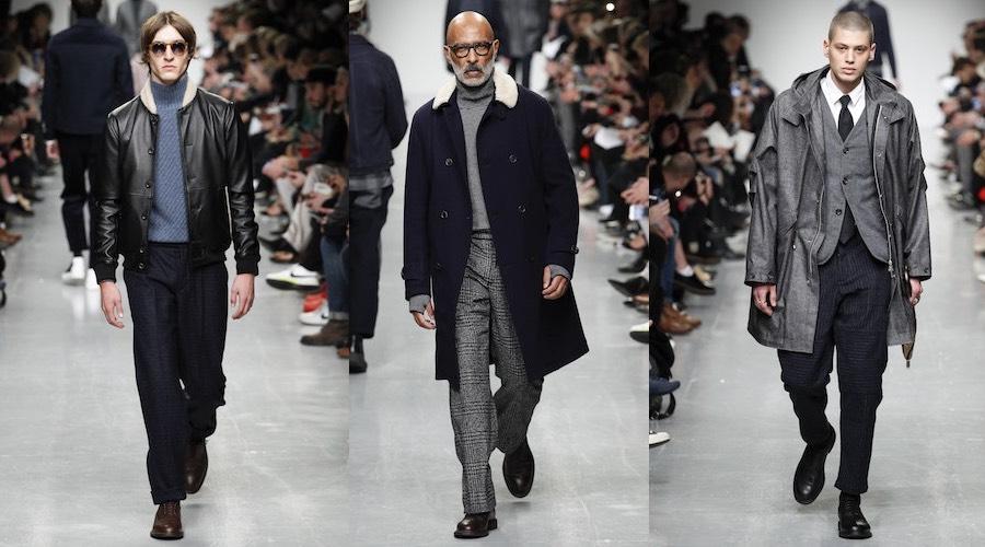 Moda uomo inverno 2017-2018. Le 7 migliori collezioni di Londra ... 09b2b340240