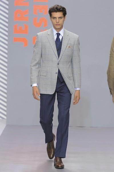 abito uomo tre pezzi estate 2017- stile inglese