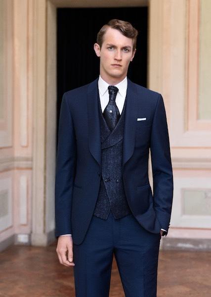Abito Matrimonio Uomo Zegna : Canali abito cerimonia moda uomo donna