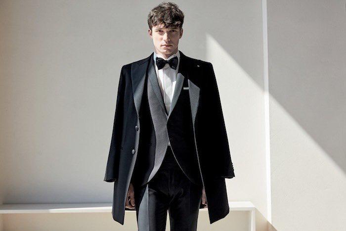 Moda Uomo Matrimonio 2018 : Abito da sera lubiam uomo inverno moda