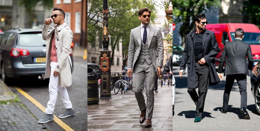 moda uomo vestire elegante 2017
