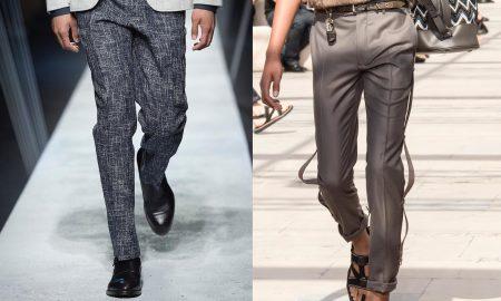 abbinare pantaloni in estate moda uomo 2017