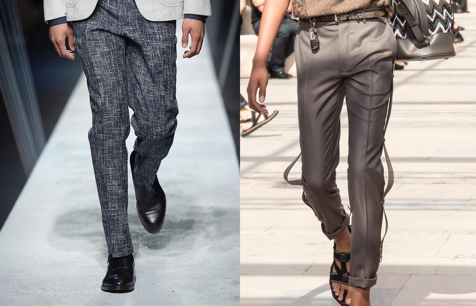 Moda Uomo Matrimonio Estate 2018 : Pantaloni uomo gli abbinamenti per l estate moda
