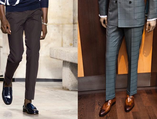 pantaloni uomo estivi grigi marroni