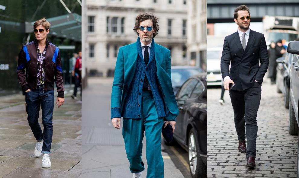 street style moda uomo primavera 2017