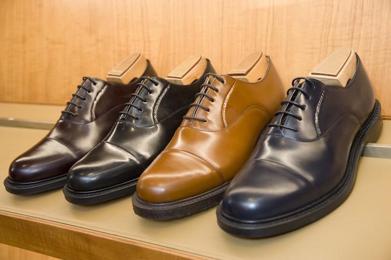 Churchs scarpe uomo autunno inverno 2017-2018
