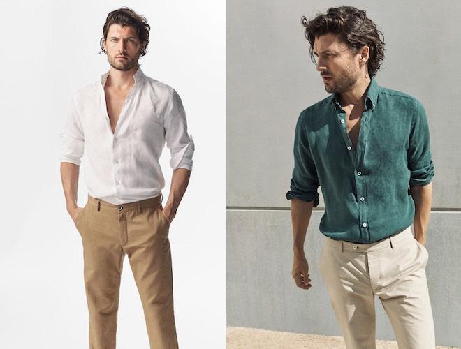 Abbigliamento Uomo Matrimonio Spiaggia : Abbigliamento uomo casual estivo xk regardsdefemmes