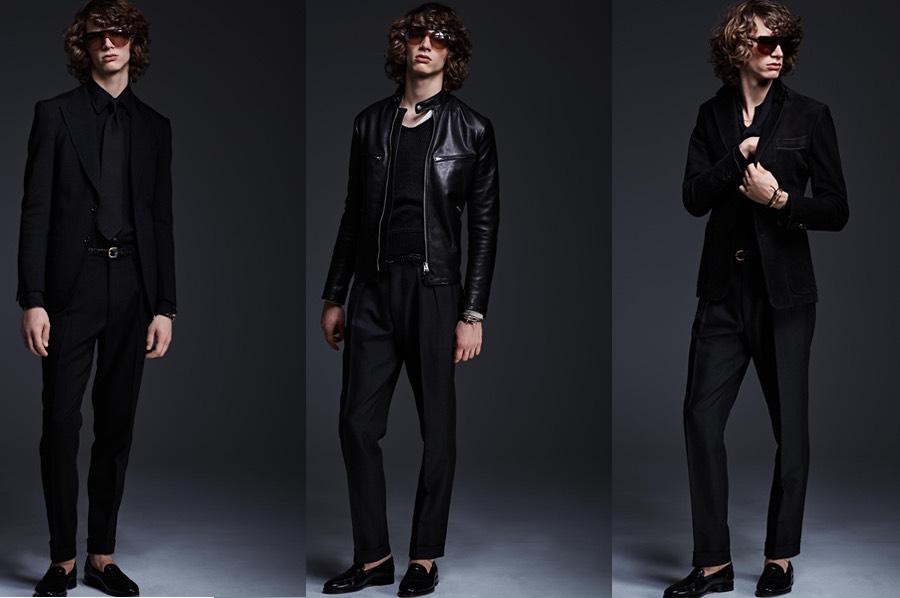 Tom Ford moda uomo primavera estate 2017