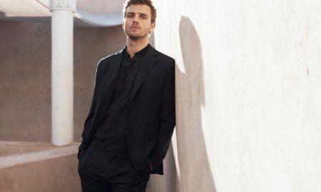 uomo moda estate 2017-vestisi di nero