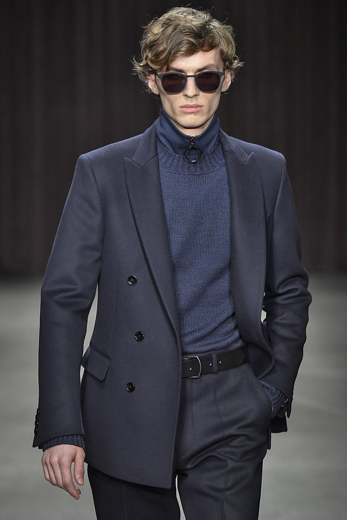 Moda Uomo Matrimonio 2018 : Hugo boss uomo collezione inverno moda