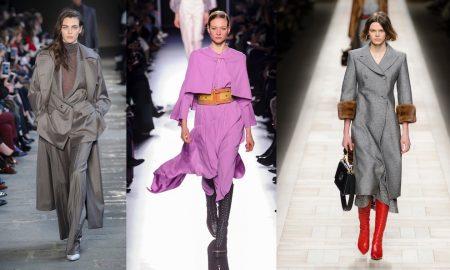 moda donna colori abbinamenti tendenze inverno 2017-2018