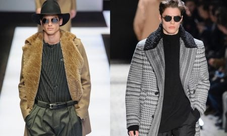 moda uomo colori autunno inverno 2017-2018