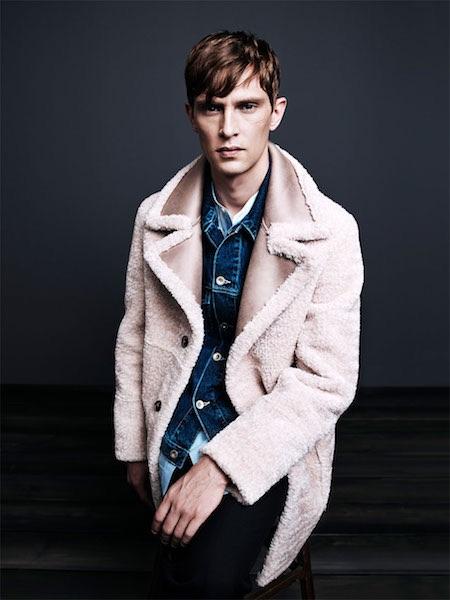 Zara giaccone uomo inverno 2017 2018