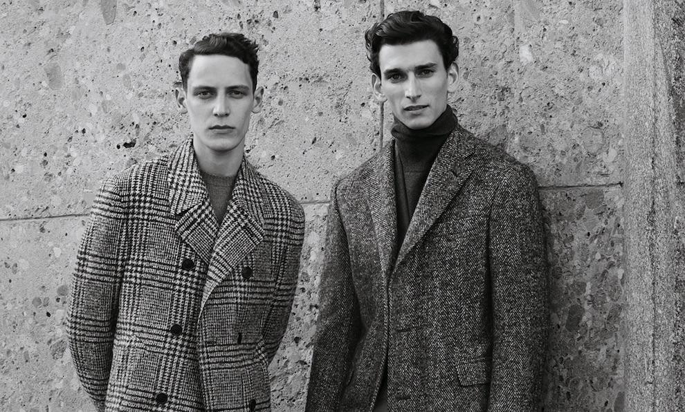 finest selection 9c3c9 9250e Cappotti uomo 31 modelli per l'inverno 2017-2018 - Moda uomo ...