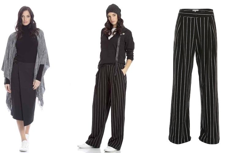 kocca pantaloni inverno 2017-2018