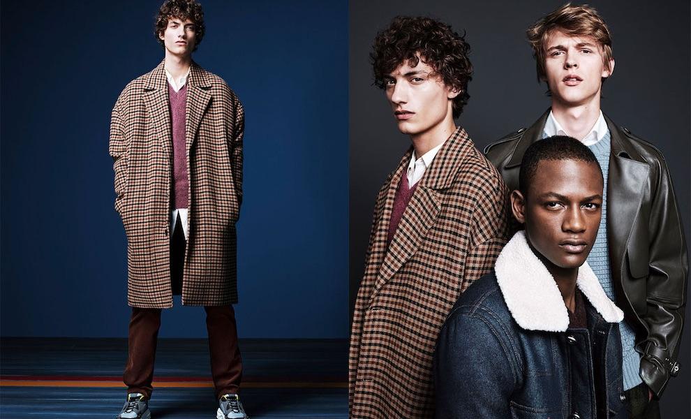 Zara inverno 2017 2018 uomo modelli e prezzi Moda uomo