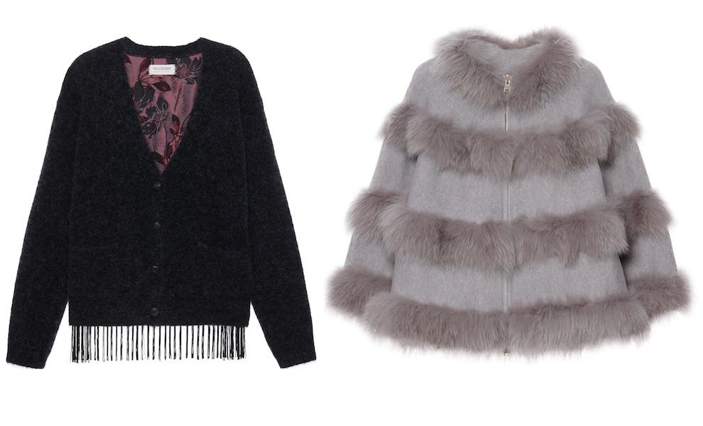 falconeri abbigliamento inverno 2017 2018