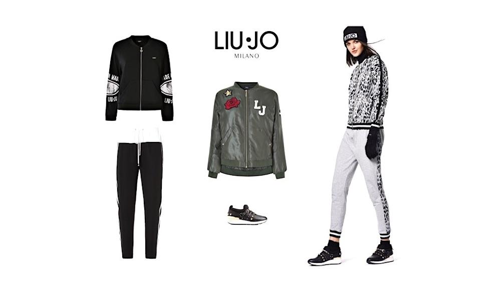 detailing 01f39 83a75 Liu Jo sport 2017 2018, il catalogo inverno. Prezzi ...