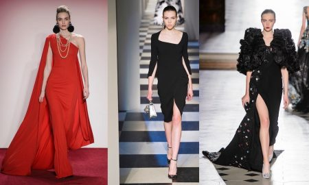moda donna vestiti eleganti inverno 2017 2018
