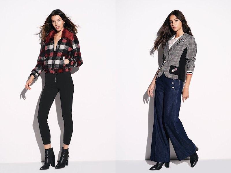 rinascimento leggins e jeans donna inverno 2017 2018