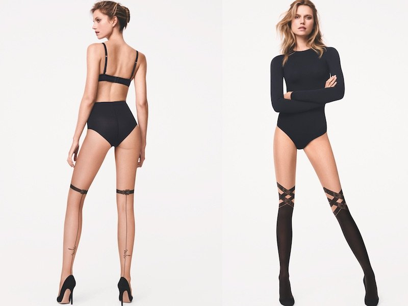 wolford calze intimo inverno 2017 2018