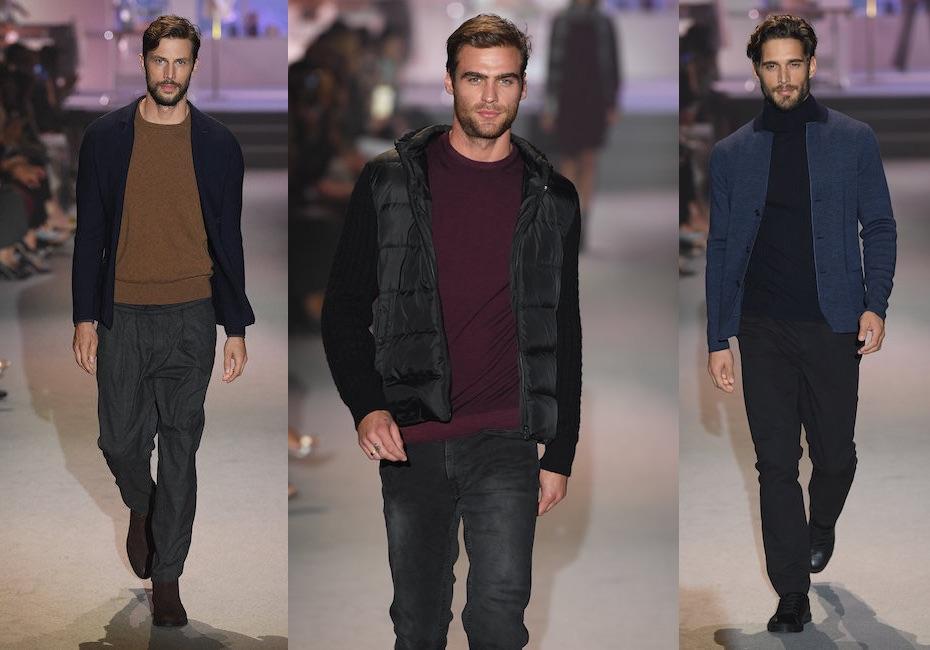 Falconeri abbigliamento uomo inverno 2018