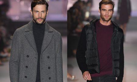 Falconeri maglieria abbigliamento uomo inverno 2017 2018