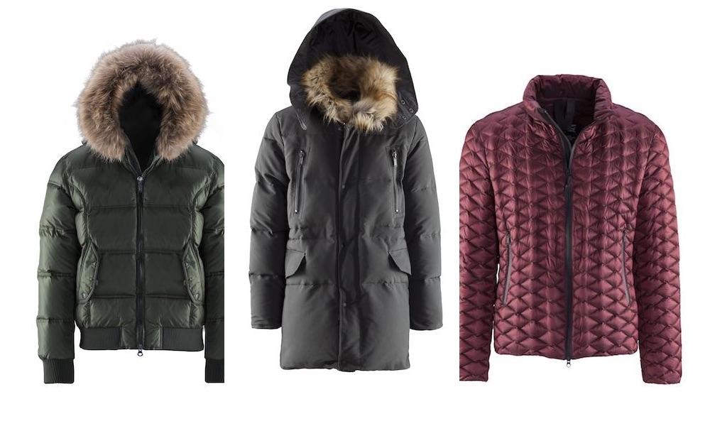 online retailer ab416 76dc2 Bamboogie uomo, piumini e giacconi. Collezione inverno 2017 ...
