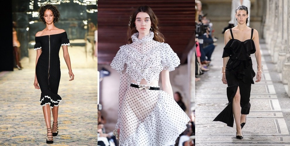calendario sfilate moda donna estate 2018