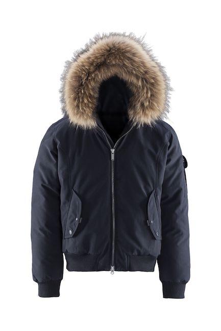 online retailer 61ea0 06497 Bamboogie uomo, piumini e giacconi. Collezione inverno 2017 ...