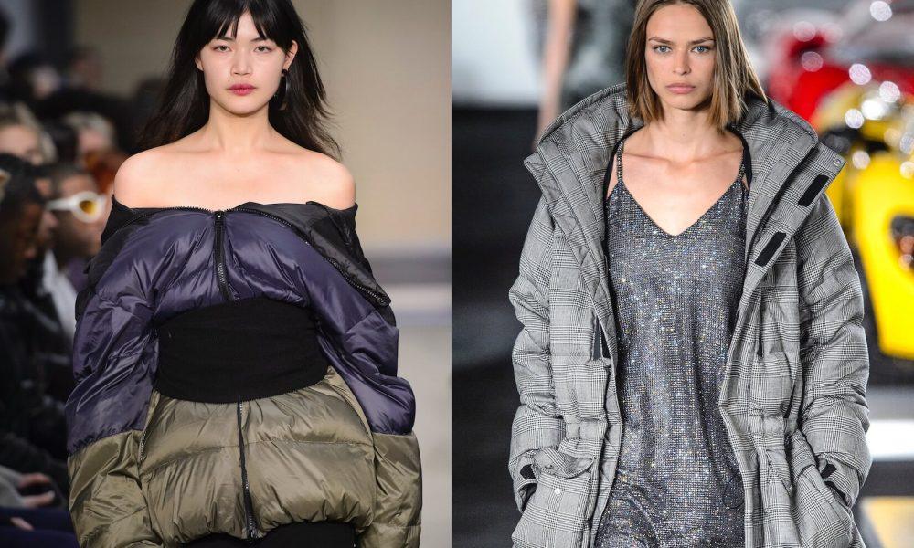 Moda donna, Piumini e giubbotti inverno 2017 2018 Nuove
