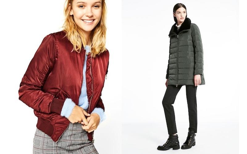 pretty nice f1668 995d2 Moda donna, Piumini e giubbotti inverno 2017 2018 Nuove ...