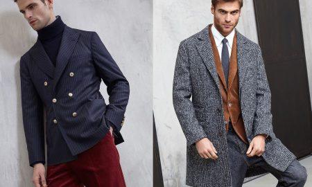 Moda uomo 2018 inverno giacche pantaloni velluto