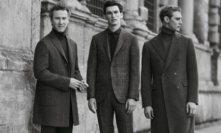 vestiti classici moda uomo inverno 2018