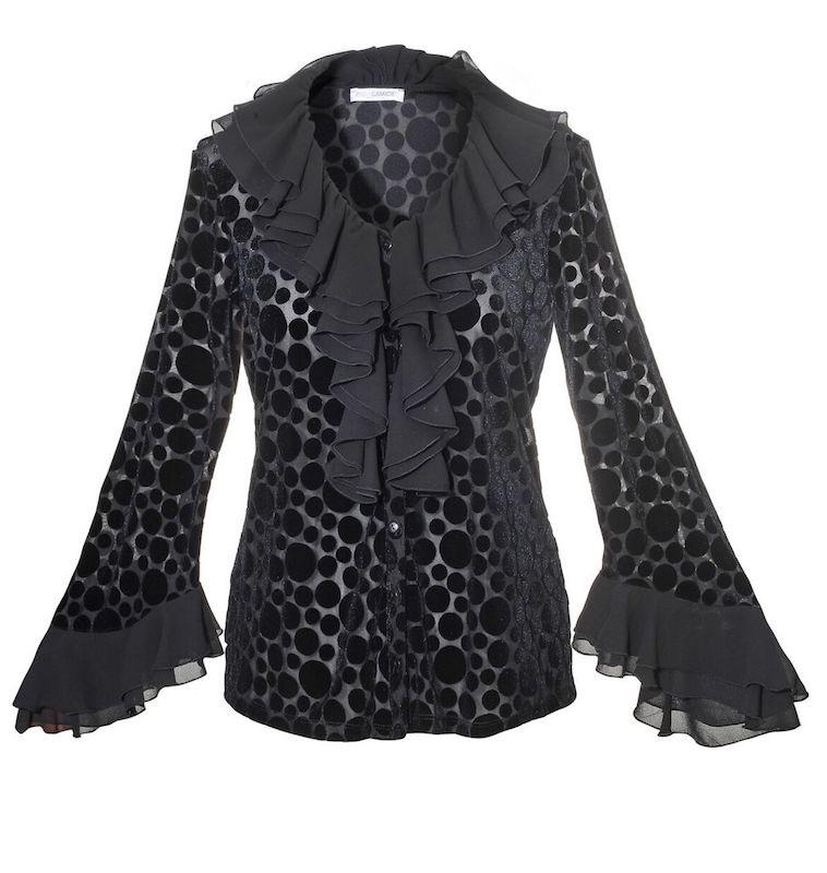 NARA DONNA Inverno17-18_camicia elegante