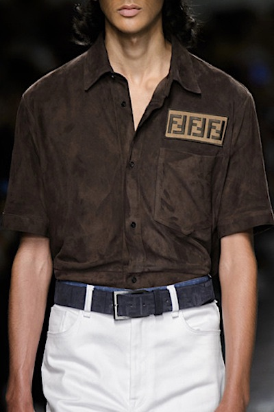 Fendi-camicia-uomo-in-pelle-primmavera-estate-2018.