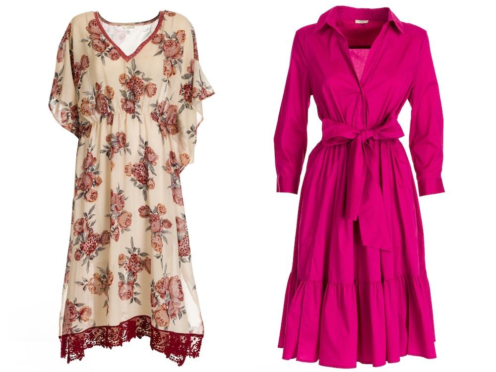 Oltre abbigliamento abiti donna primavera estate 2018