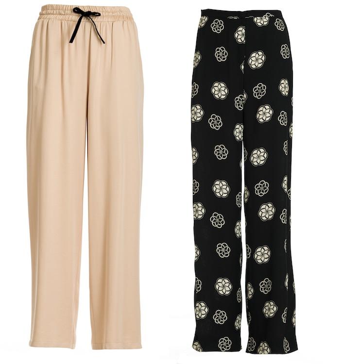 Oltre pantaloni moda donna estate 2018