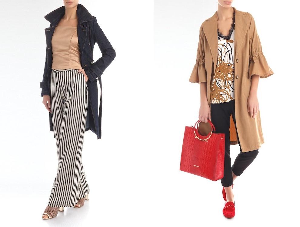 Rinascimento abbigliamento anticipazione primavera estate 2018