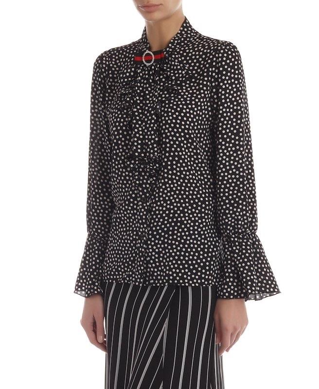 blusa camicia rinascimento abbigliamento primavera estate 2018