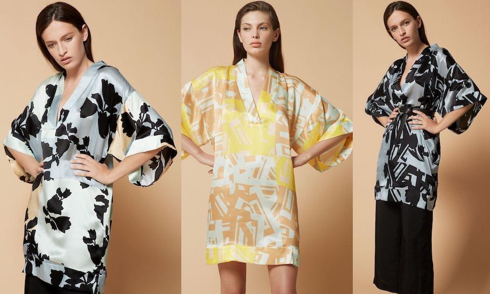 manila grrace Kimono primavera estate 2018