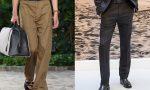 pantaloni uomo estate 2018