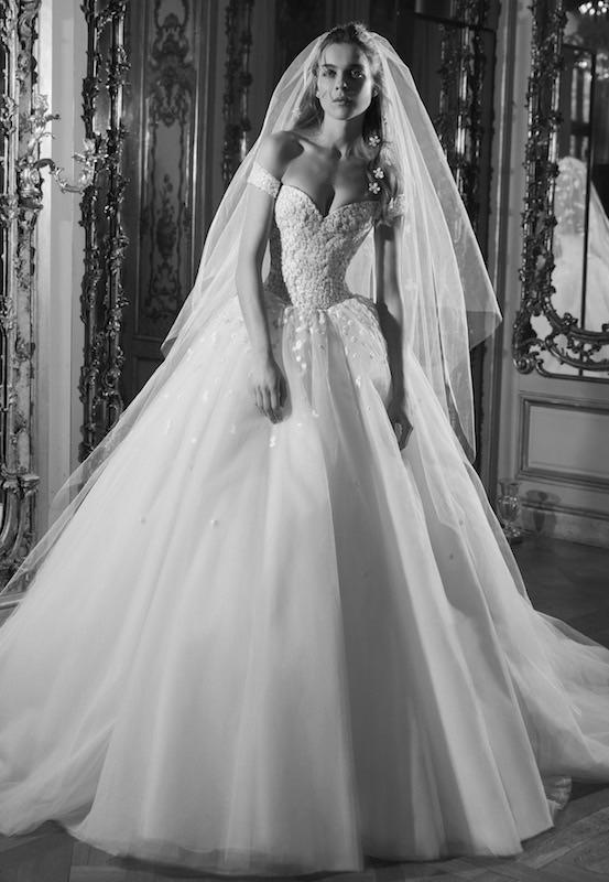 Elie Saab sposa primavera estate 2019
