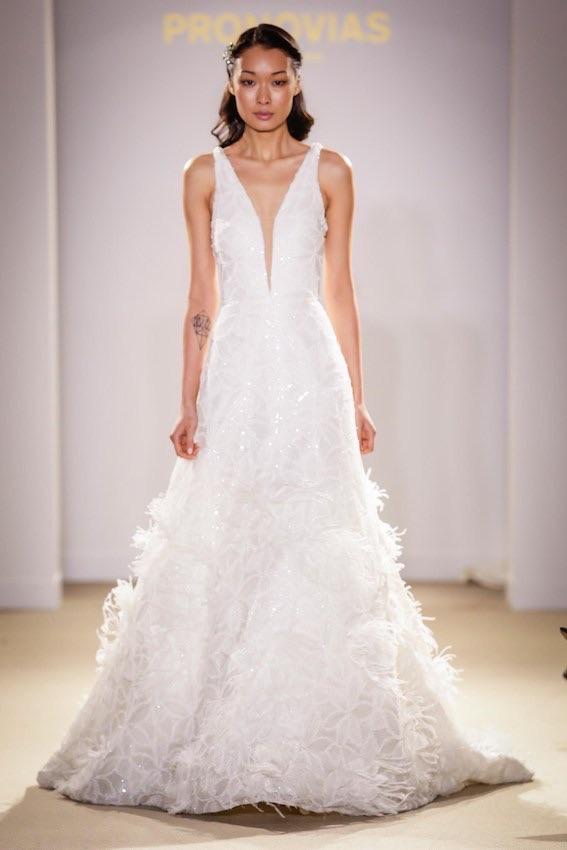 Pronovias-2019 abiti sposa
