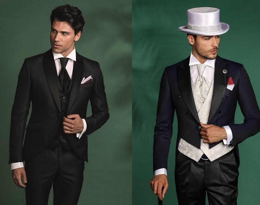 Vestito sposo petrelli 2018