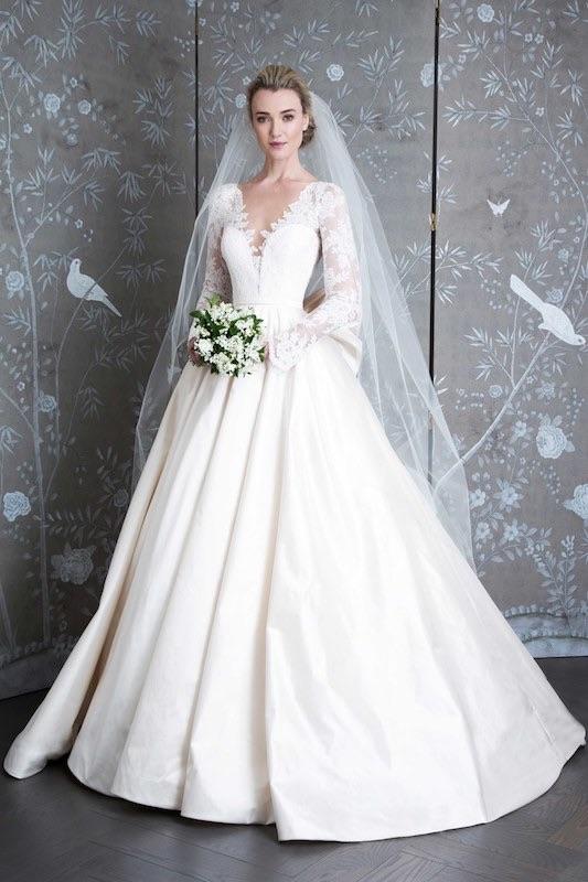 romona-keveza-abito sposa grace kelly 2019