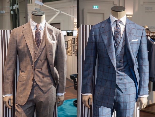 Kiton uomo collezione abbigliamento A I 2018-2019 - Moda uomo Moda donna a057831b37e