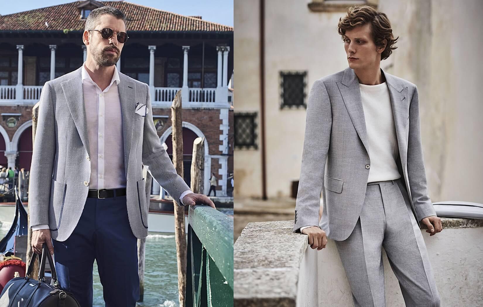 Outfit Uomo Matrimonio Casual : Home moda uomo donna
