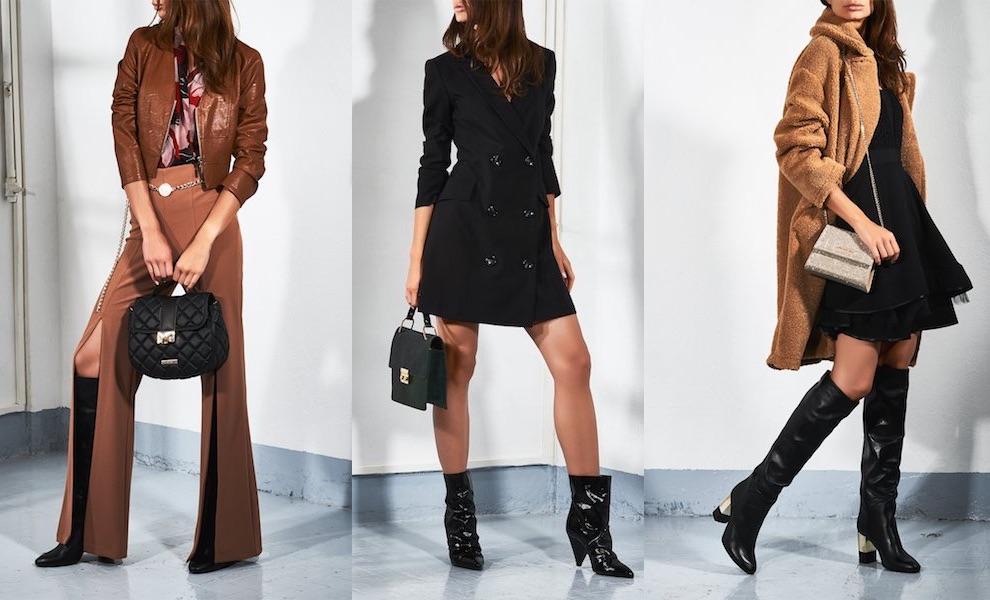 Rinascimento abbigliamento autunno inverno 2018-2019