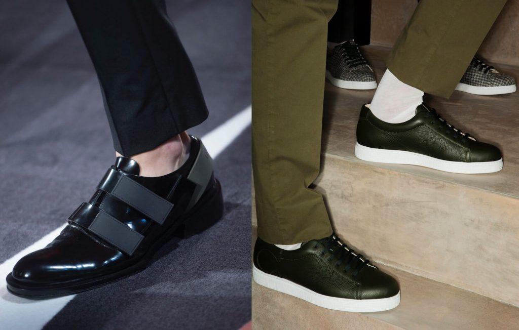 Scarpe uomo 2019. Le tendenze: sportive ed eleganti Moda